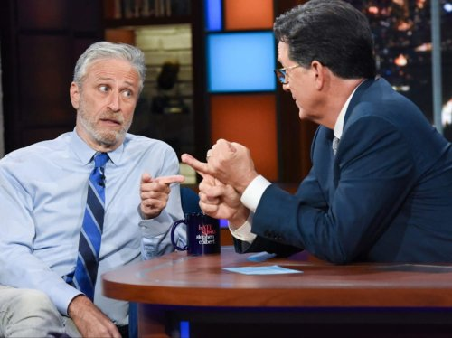 The Late Show viewers call out Jon Stewart for pedalling 'harmful' lab leak coronavirus theory