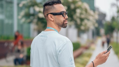 Facebook's Ray-Ban augmented reality glasses are coming soon, Zuckerberg says