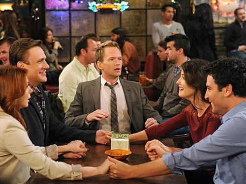 The How I Met Your Mother season 1 moment that teased the ending of the show