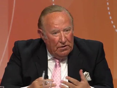 Andrew Neil tears into GB News over 'smears and lies'