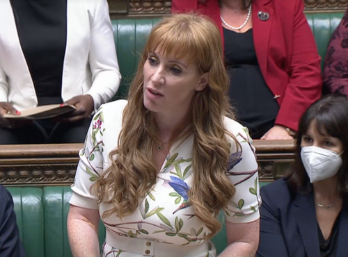 Opinion: Forget 'likeability' – Angela Rayner's ideas are what matters