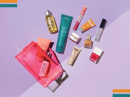 M&S's £20 summer beauty bag is back and worth £140