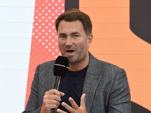 Eddie Hearn criticises Tyson Fury record after rising up pound-for-pound rankings