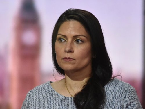 Priti Patel told to get 'her own house in order' after she warns UK nationals have been denied access to benefits in EU countries