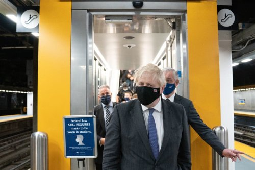 Time for world to 'grow up' and tackle climate change, says Boris Johnson