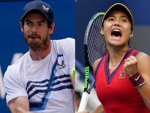 Andy Murray stresses need for British tennis to build on Emma Raducanu's success