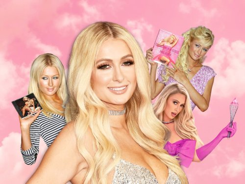 Paris Hilton has spent 20 years playing Paris Hilton, and we're still captivated