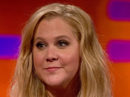 Amy Schumer 'glad' and 'really hopeful' after having uterus removed