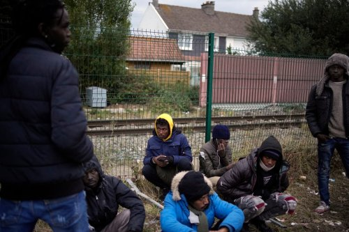 The UK is still ignoring the reality of the situation in Calais | Lord Dubs