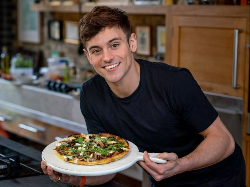 Eat like an Olympian with these high protein recipes from Tom Daley