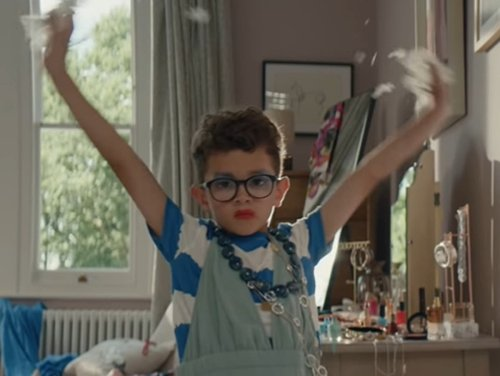 John Lewis pulls 'potentially misleading' insurance advert with dancing boy in dress