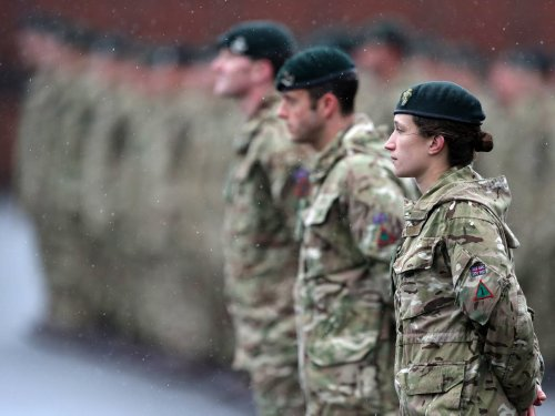 Woman in armed forces 'face considerable risk of sexual harassment and bullying'