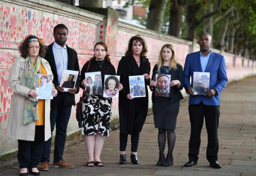 'We've been locked out': Covid families meet with Boris Johnson after 400 days