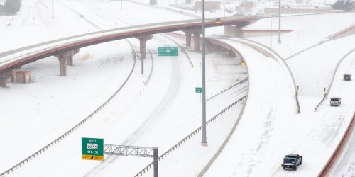 People are amazed by snow in Texas again but they're missing this terrifying point