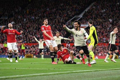 Manchester United vs Liverpool LIVE: Latest Premier League updates
