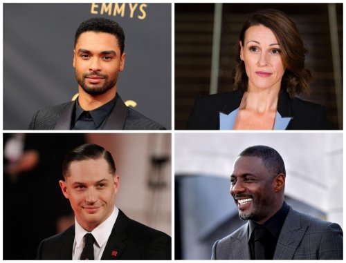 The most popular contenders to take over as James Bond