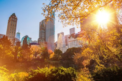 Why I'm hopeful for an autumn reunion with my city soulmate, New York