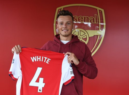 Where does Ben White rank in most expensive English defenders?