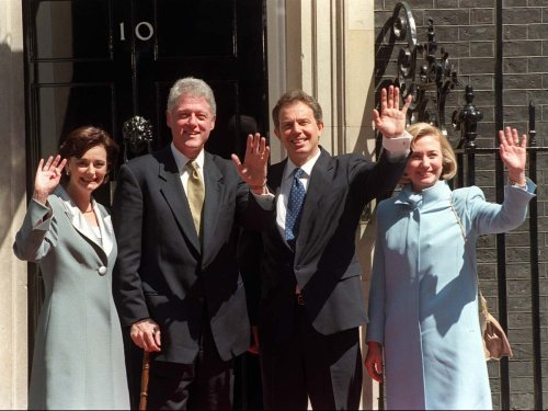 Bill Clinton turned down tea with Queen 'to be a tourist' in London, newly-released documents reveal