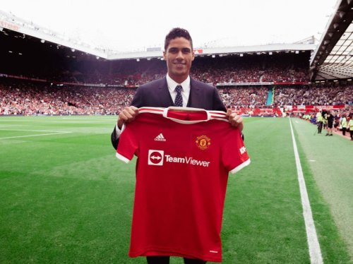 Raphael Varane: Manchester United agree £34m signing from Real Madrid