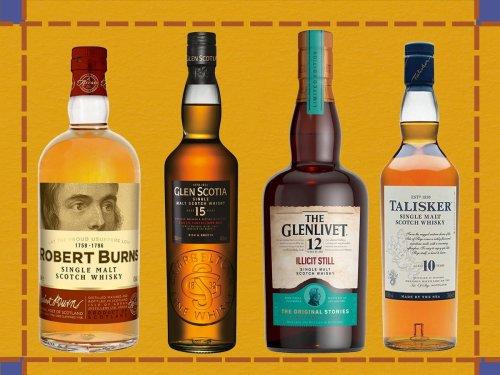 10 best Scottish single malt whiskies to celebrate International Whiskey Day