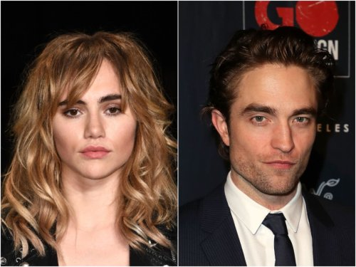 Suki Waterhouse calls out Gossip Girl over Robert Pattinson joke