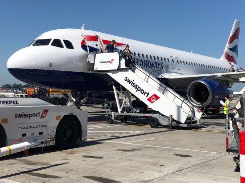 Slump continues for British Airways parent company IAG