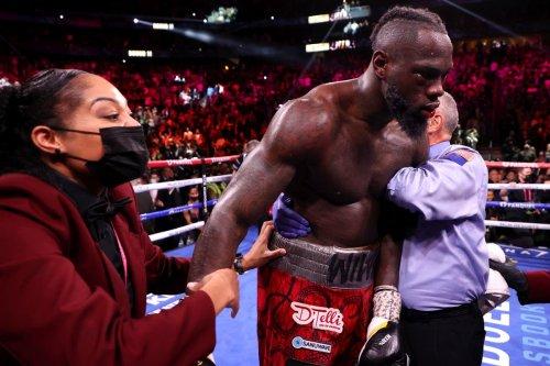 Deontay Wilder keeps No 1 heavyweight ranking despite Tyson Fury defeat