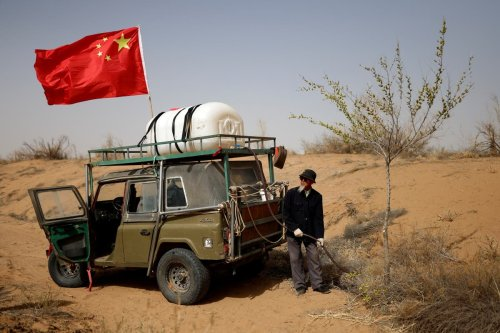 Can the Great Green Wall save China from the climate crisis?