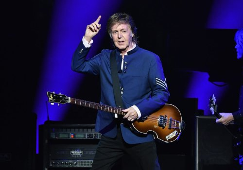 Paul McCartney reveals to Bob Mortimer drunken inspiration behind Rocky Racoon
