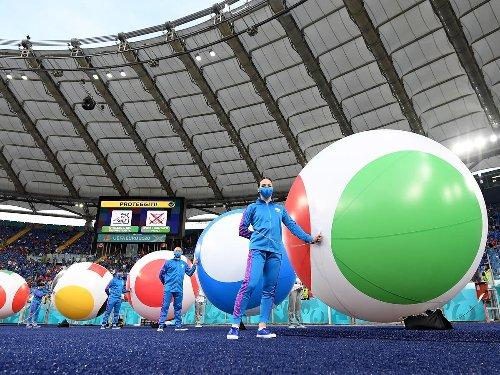 Euro 2020 LIVE: Opening ceremony latest updates