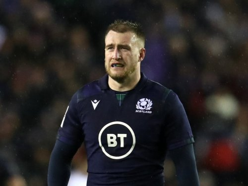 Stuart Hogg: Working with Scotland mindset coach has made 'massive difference'