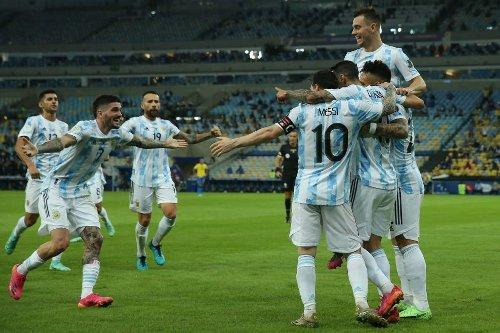 Argentina vs Brazil LIVE: Latest Copa America final updates