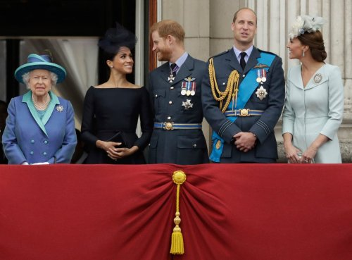 Will Prince William and Harry reconcile at Philip's funeral?
