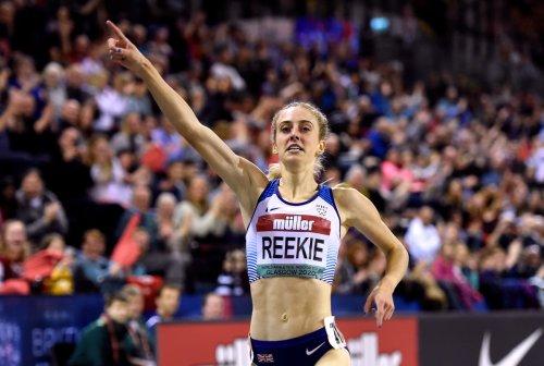 Jemma Reekie hunting Kelly Holmes' British 800m record in Tokyo