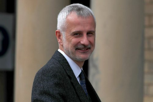 Dr Jerry Hill awarded MBE