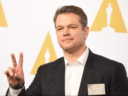 Opinion: Matt Damon says he didn't realise he was using a homophobic slur. How old is he – 80?