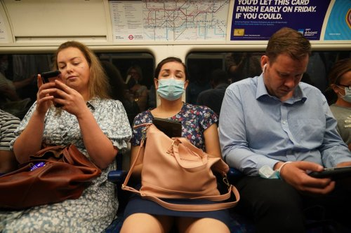 Transport for London claims no change in mask-wearing since Freedom Day, passengers say otherwise