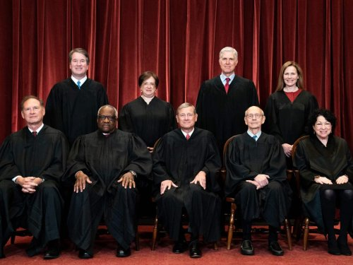 Don't worry about Clarence Thomas — worry about the liberal justices who back him up