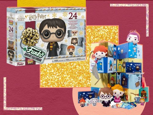 Gryffindor or Slytherin? These advent calendars are perfect for all Potterheads