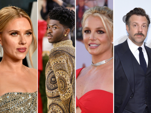 Britney Spears, Scarlett Johansson and Jason Sudeikis among Time 100 most influential