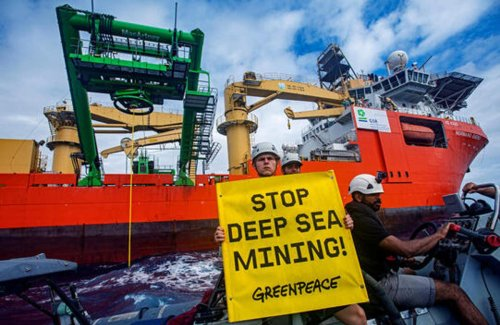 Opinion: 50 years after Greenpeace began, the climate crisis is our biggest threat