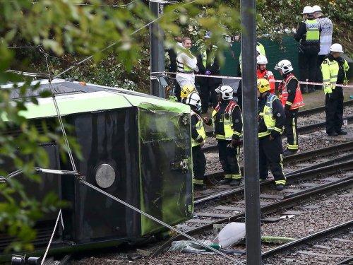 Deaths of passengers of Croydon tram crash were accidental, jury concludes
