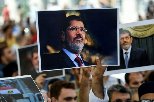 Robert Fisk: Morsi's death marks the demise of Egyptian democracy too