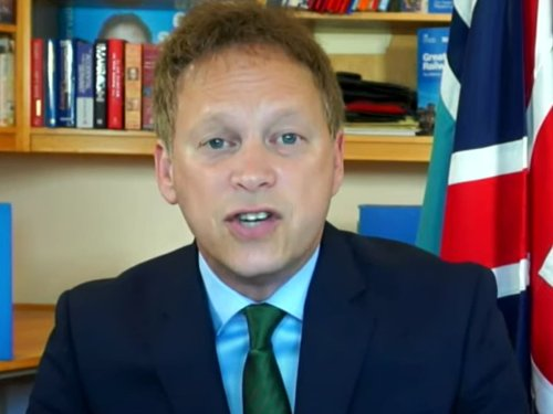 'Good idea' for companies to insist staff are fully vaccinated, says Grant Shapps