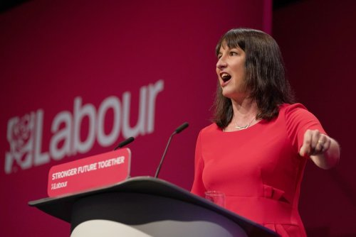 Rachel Reeves's 'vision' for the UK? Oh you know, bit of this and that | Tom Peck