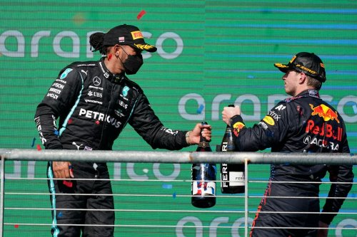 Lewis Hamilton says F1 title battle with Max Verstappen is not toughest of his career