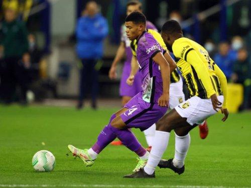 Vitesse vs Tottenham LIVE: Europa Conference League updates