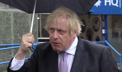 Boris Johnson says stop and search policy is 'kind and loving'