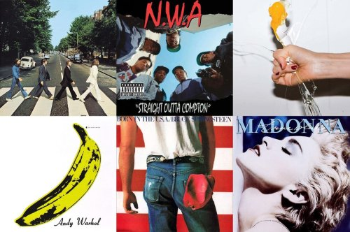 The 30 greatest album covers, ranked